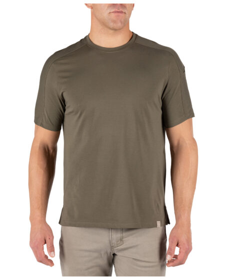 5.11 Tactical Men Delta Short Sleeve Crew Shirt