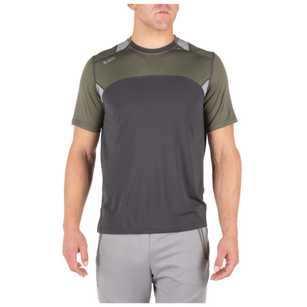 5.11 Tactical Men Max Effort Short Sleeve Top