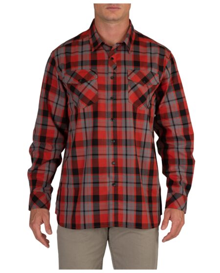 5.11 Tactical Men Peak Long Sleeve Shirt