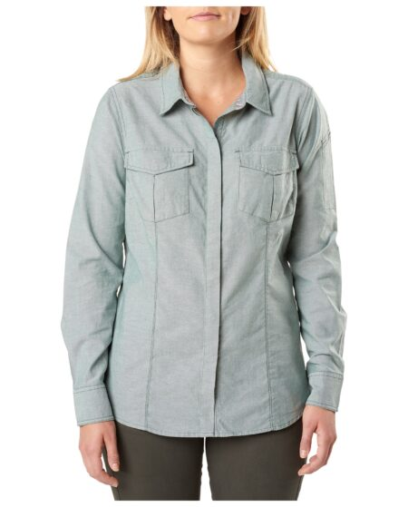 5.11 Tactical Women Athena Top (Green)