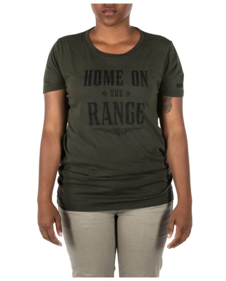 5.11 Tactical Women Home on the Range Tee
