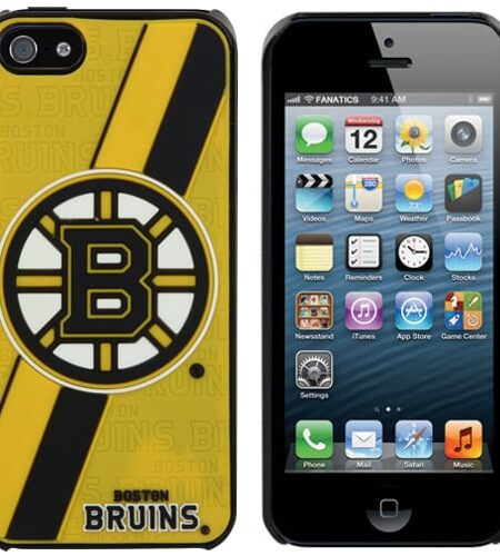 Boston Bruins iPhone 5 Hard Case