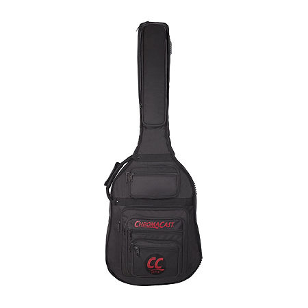 ChromaCast Pro Series Rudy Sarzo Signature Electric Bass Guitar Padded Gig Bag, One Size , Black