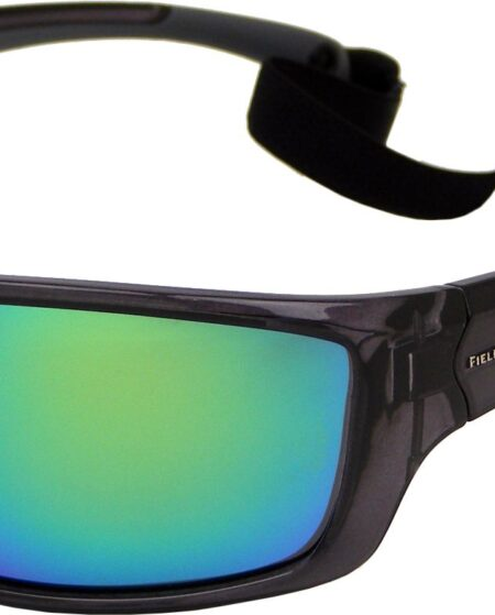 Field & Stream Seatrout Polarized Sunglasses, Black