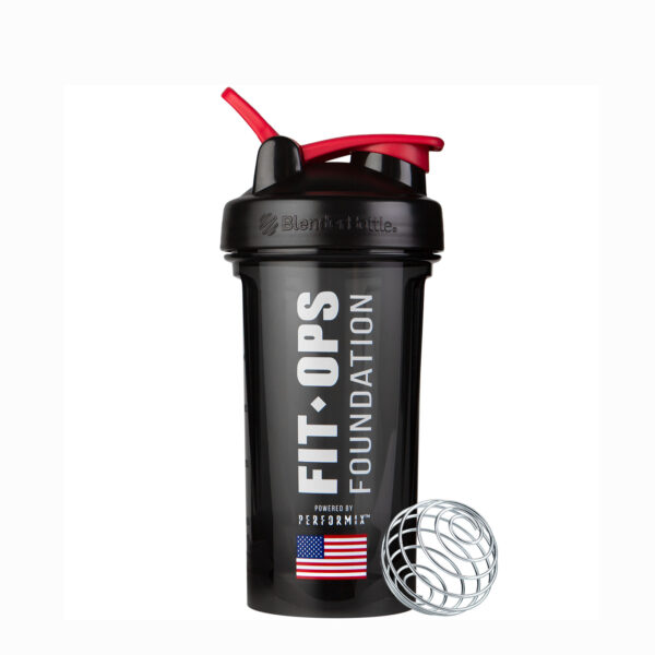 Fit Ops Foundation Pro24 Shaker Cup - Help Train Veterans