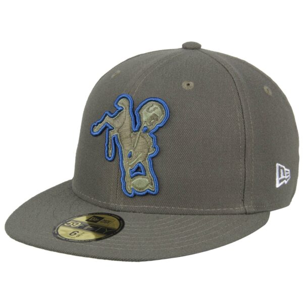Indianapolis Colts New Era 2017 Salute To Service 59FIFTY Fitted Hat - Olive