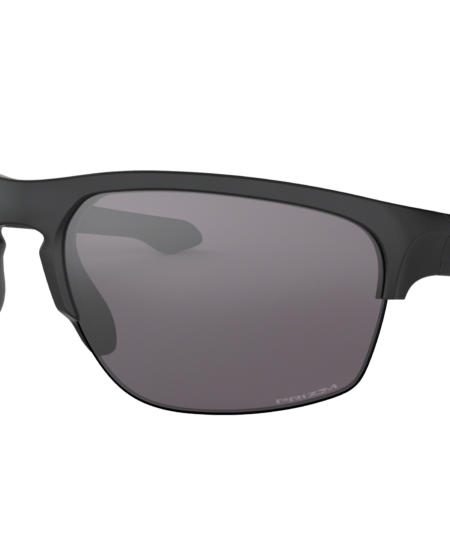 Oakley Men's Matte Black Sliver Edge (asia Fit) Sunglasses