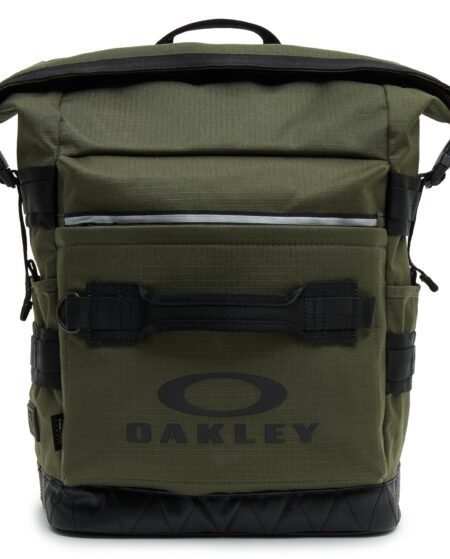 Oakley Men's New Dark Brush Utility Folded Backpack