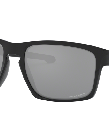 Oakley Men's Polished Black Sliver Sunglasses