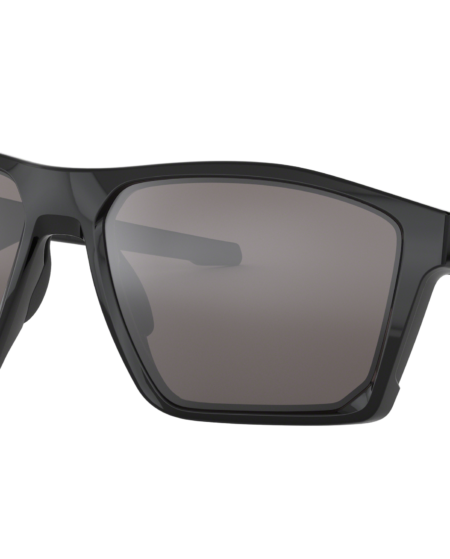 Oakley Men's Polished Black Targetline Sunglasses