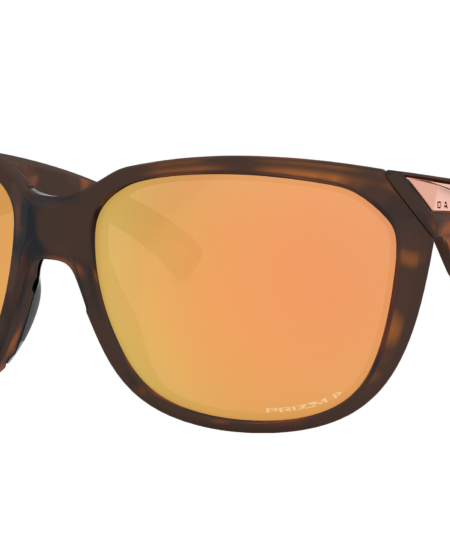 Oakley Women's Matte Brown Tortoise Rev Up Sunglasses