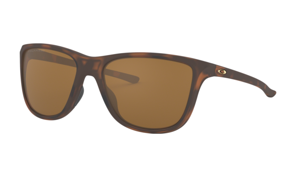 Oakley Women's Matte Brown Tortoise Reverie Sunglasses