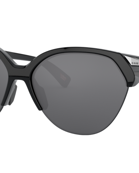 Oakley Women's Polished Black Trailing Point Sunglasses