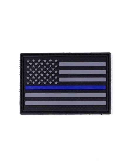 Police Blue Line Support Morale Patch