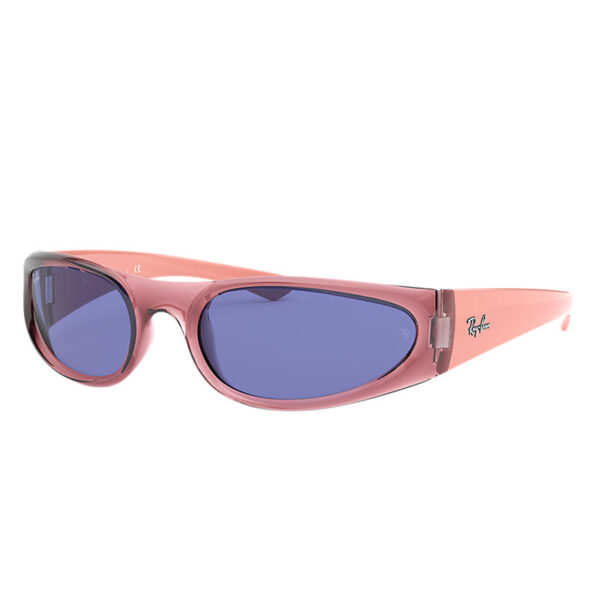 Ray-Ban Rb4332 Pink, Blue Lenses - RB4332