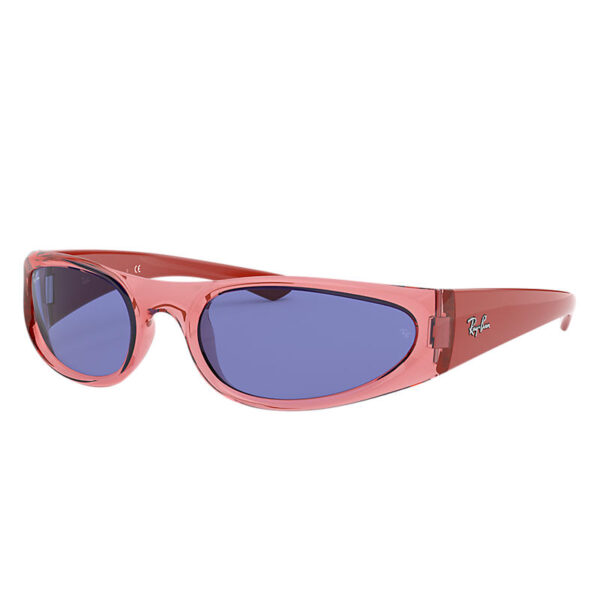 Ray-Ban Rb4332 Red, Blue Lenses - RB4332
