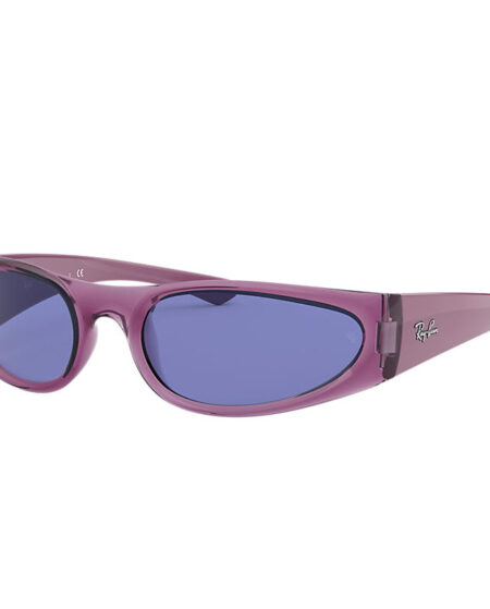 Ray-Ban Rb4332 Violet, Blue Lenses - RB4332