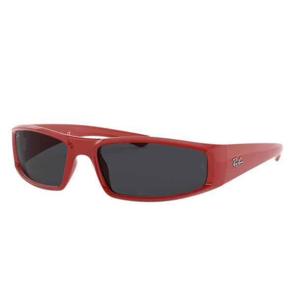 Ray-Ban Rb4335 Red, Gray Lenses - RB4335