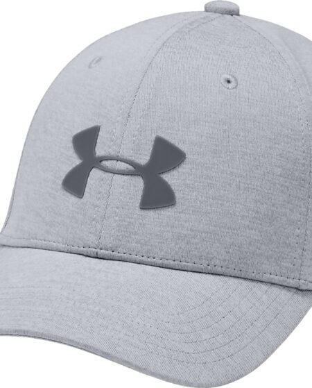 Under Armour Boys' Armour Twist Hat 2.0, Small/Medium, Gray