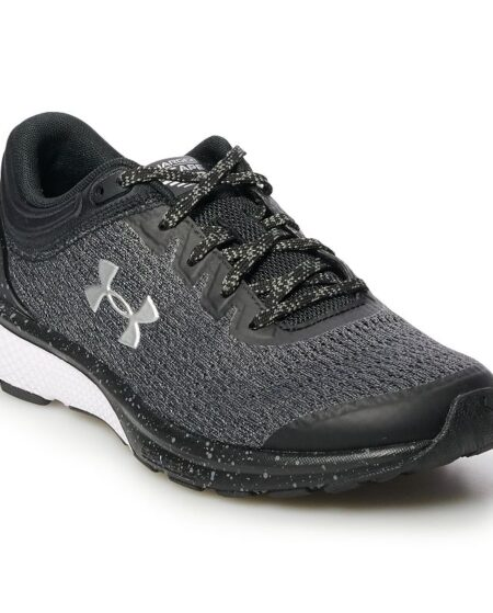 Under Armour Charged Escape 3 Women's Running Shoes, Size: 5, Black