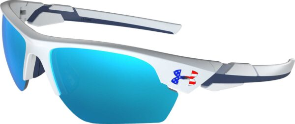 Under Armour Youth Windup Tuned Baseball/Softball Sunglasses, Kids
