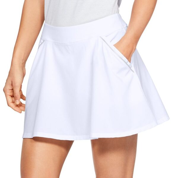 Women's Under Armour Links Golf Skort, Size: Small, Natural
