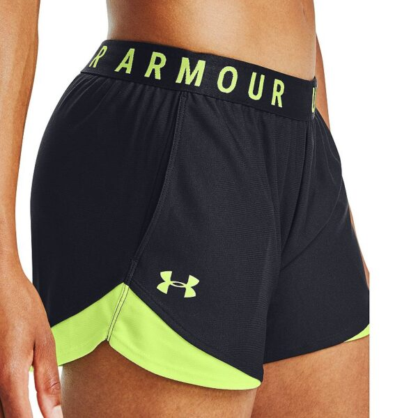 Women's Under Armour Play Up Shorts 3.0, Size: XX Small, Dark Grey