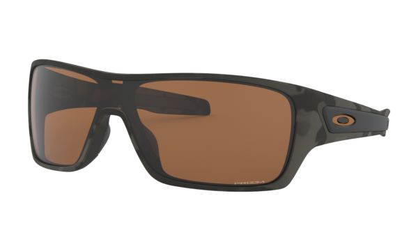 Oakley Men's Olive Camo Turbine Rotor Sunglasses
