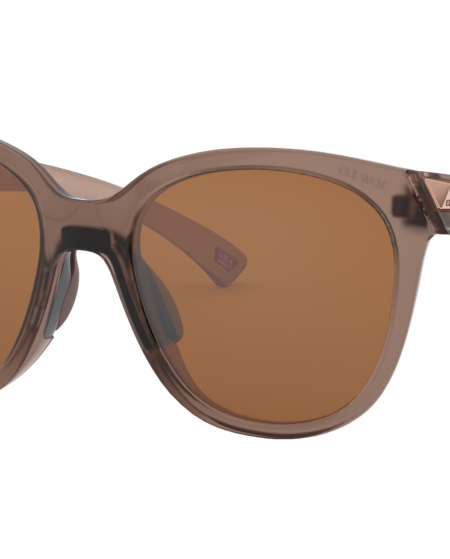 Oakley Women's Matte Brown Smoke Low Key Sunglasses