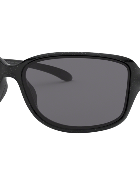 Oakley Women's Metallic Black Cohort Sunglasses