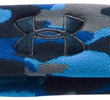 Under Armour Jacquard Headband, Blue